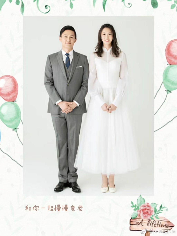 婚期将至惠若琪男友正面照曝光 清秀俊朗似韩星