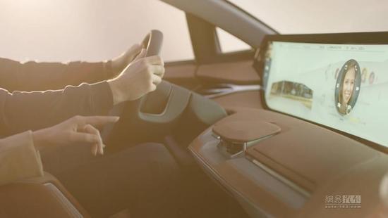 主打智能科技 拜腾首款概念车将亮相CES