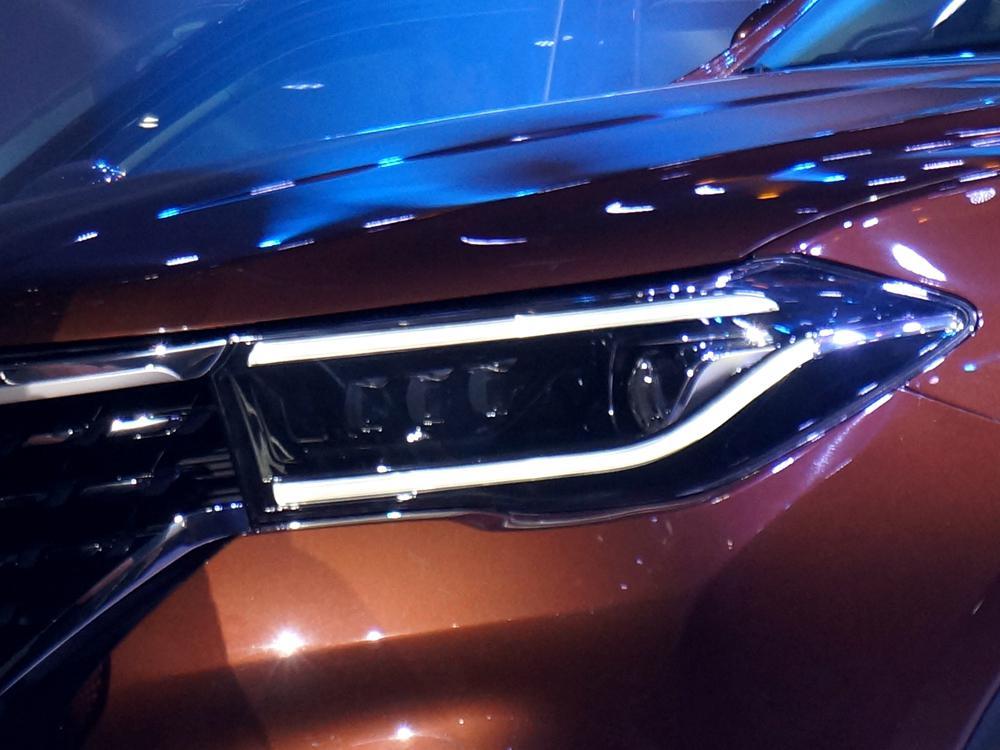 未来推插电混动版 华晨中华V7将于6月上市