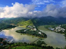 你不知道吧!广西最西端的一个县地处三省区交界