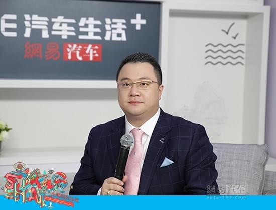 陈忱:全新NX全球首发 更贴合年轻用户