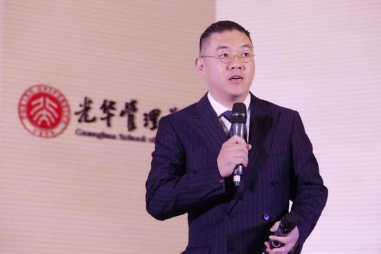 北京大学光华管理学院院长助理、MBA&MSEM项目执行主任赵龙凯教授