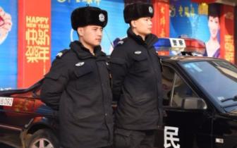 春节期间 邯郸坚守在一线的工作岗位