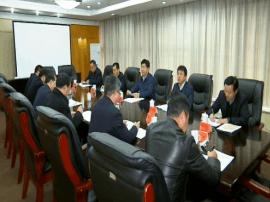市委外事工作领导小组会议召开