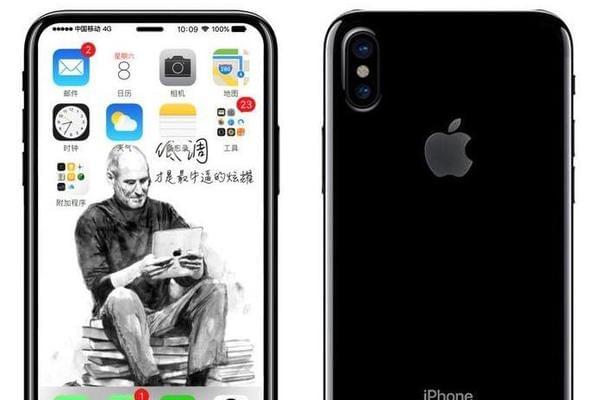 iPhone 8/7s/7sP模具曝光