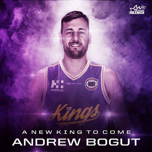 博格特暂别NBA返澳大利亚征战 加盟悉尼国王队