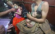 叙利亚疑遭大规模毒气攻击