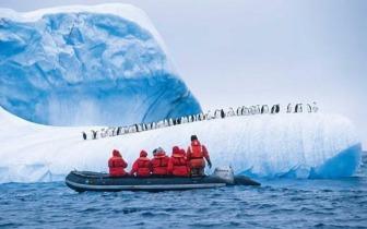 南北极成旅游新热点 不仅贵还管的严!