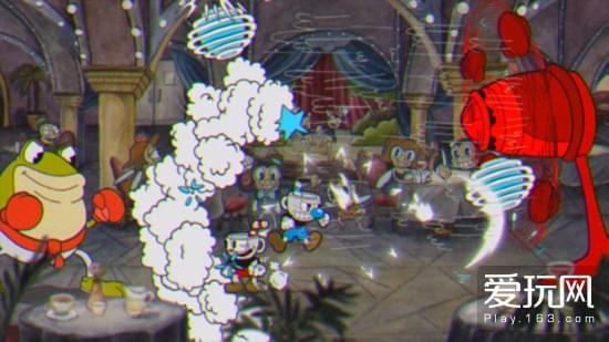 《茶杯头》销量突破30万份 将发行实体版游戏
