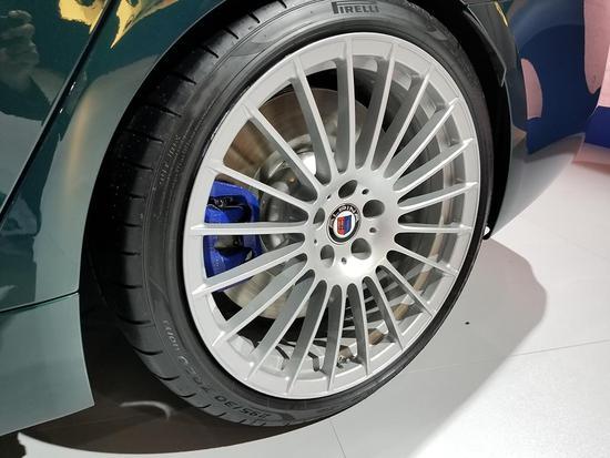 柴油也能4.4秒破百 宝马5系改装车发布
