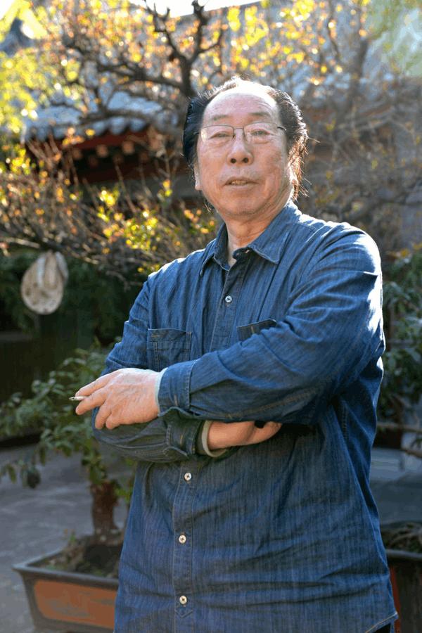 中国画鸡名家林成翰的艺术赏析