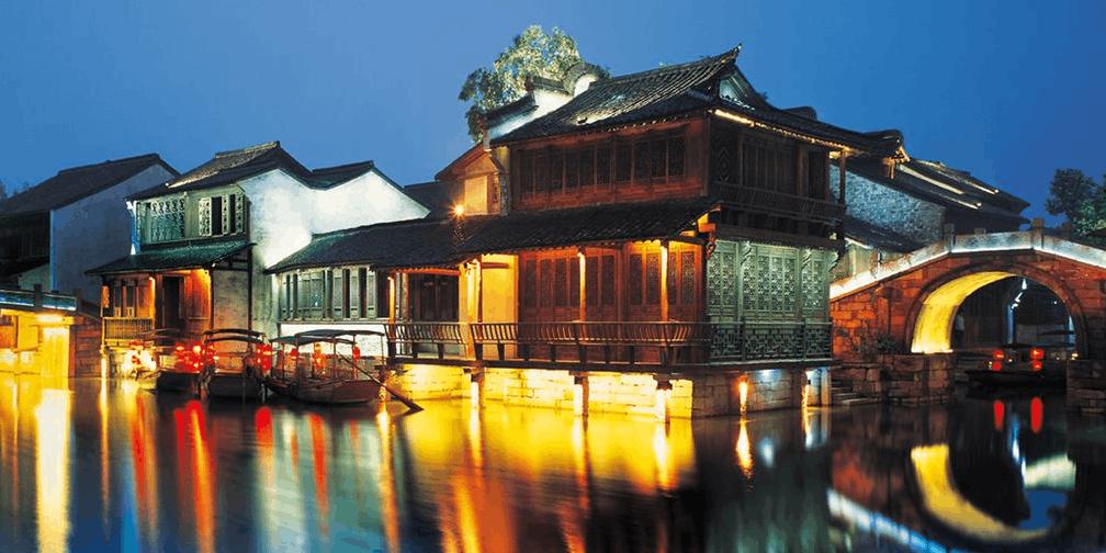山西省政府与乌镇旅游公司在太原举行工作会谈