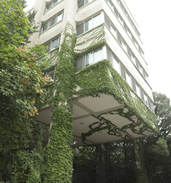 弘益大学设计学教学楼