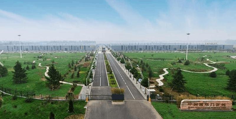 高碑店:京南保北重要工业城