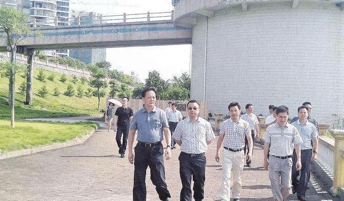 """广东省专家组""""把脉""""清远主体功能区建设"""