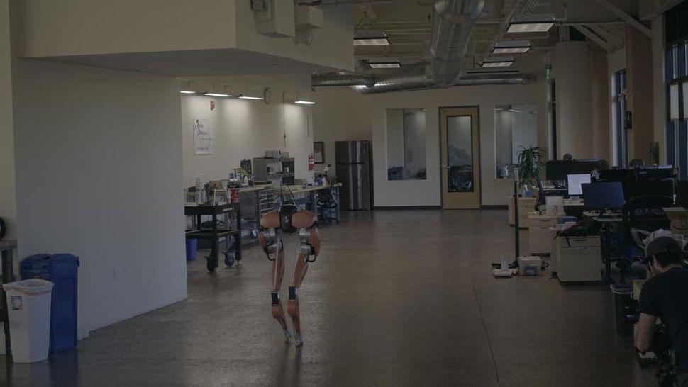 这个用两条腿走路的机器人未来会怎样