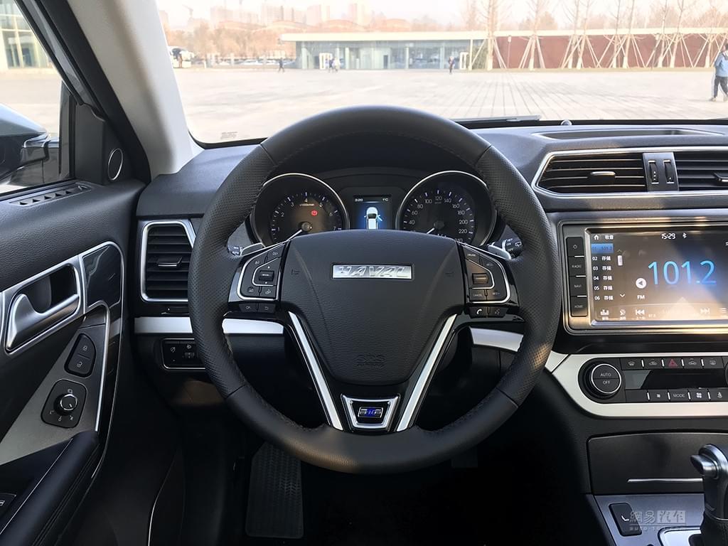 明年初上市 新款哈弗H6 Coupe蓝标板首发