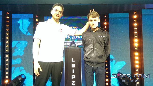 新的传奇!19岁欧洲少年勇夺星际争霸2世界冠军