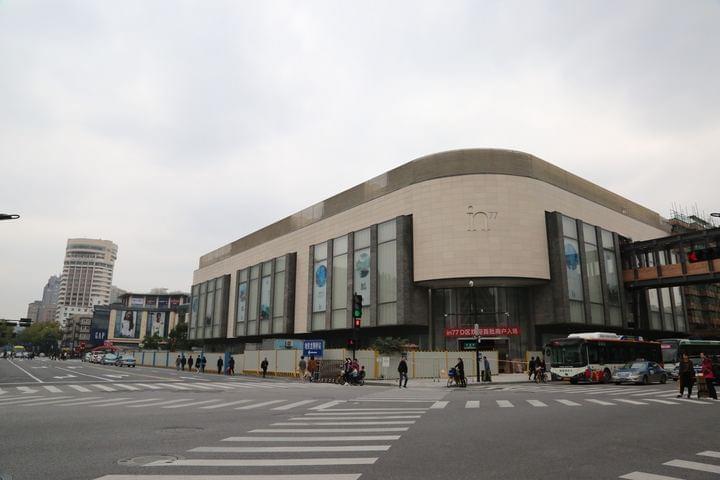 老杭州们的西湖电影院 变身西湖边最大商业综合体