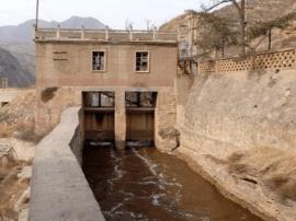 西吴村臭气袭人的退水渠已纳入治理计划