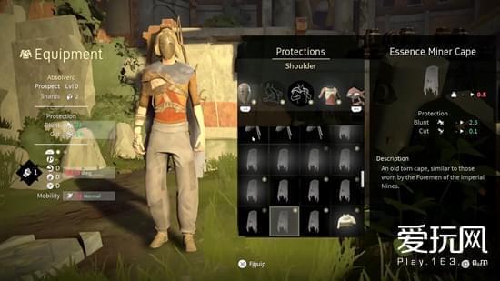 《赦免者》角色自定义演示 8月29日登陆PS4平台