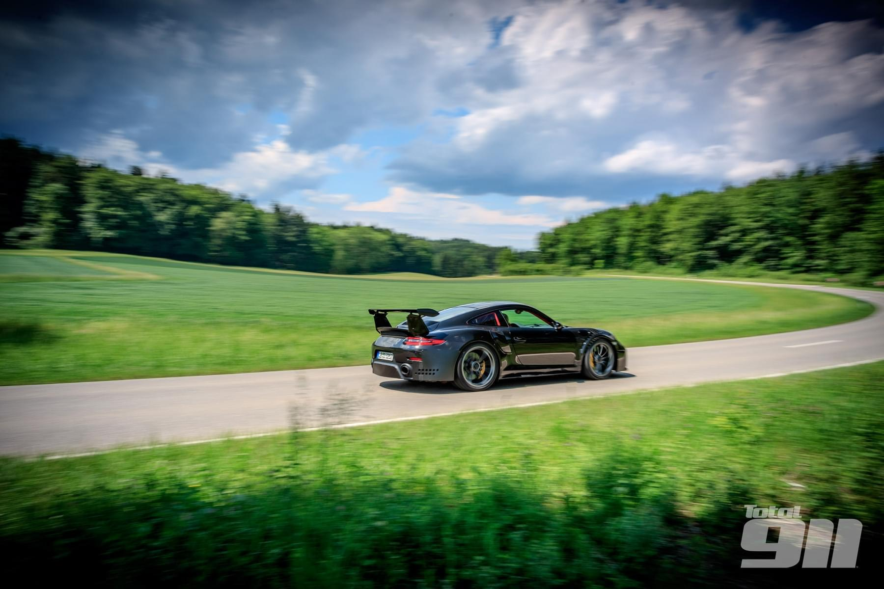 3.8T双涡轮 全新911 GT2 RS将6月底发布