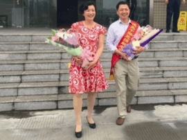 石云根张冬梅夫妇:捐髓救人 荣登中国好人榜