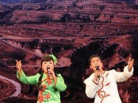 《歌从忻州来》在太原工人文化宫献演