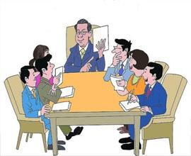 义马市委理论学习中心组集中学习