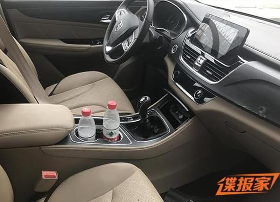 上汽通用技术 宝骏730明年推出混动车型