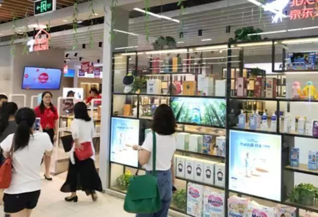 刘强东的智慧实体店开业 比马云的无人超市强悍!