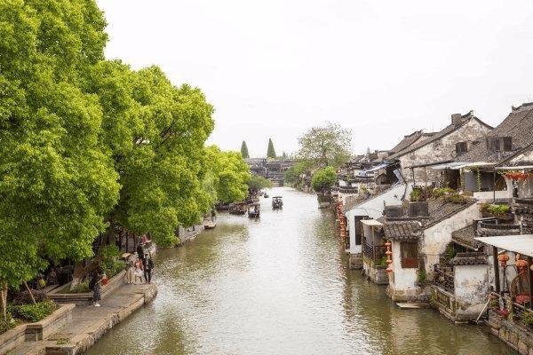 西塘 生活着的千年古镇