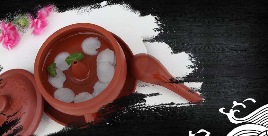 豫菜第一羹:钓鱼台走出来的酸辣乌鱼蛋汤