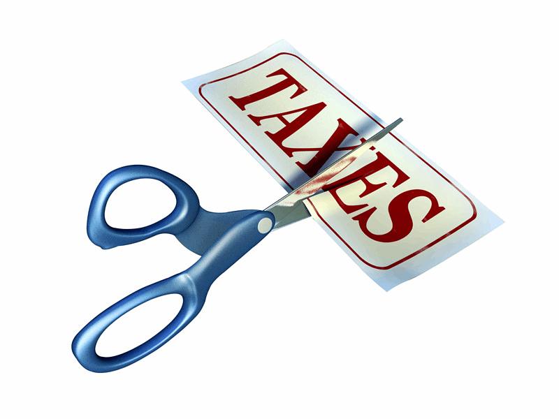 中国版减税:苦修内功 全年减税降费达万亿