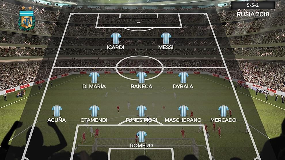 阿根廷11个月除梅西无人进球 这阵容本世纪最差?