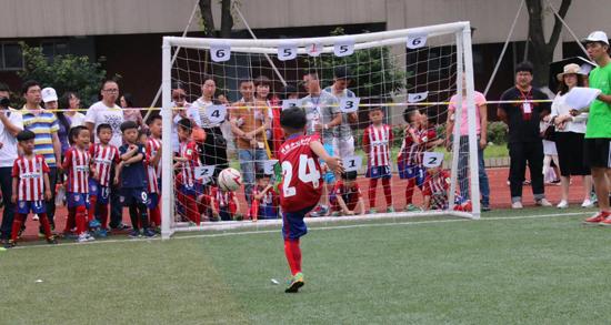 浙江43所幼儿园 今年的幼儿体育工作十分抢眼