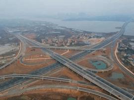 咸宁又一条高速通车 今后去武汉更方便啦