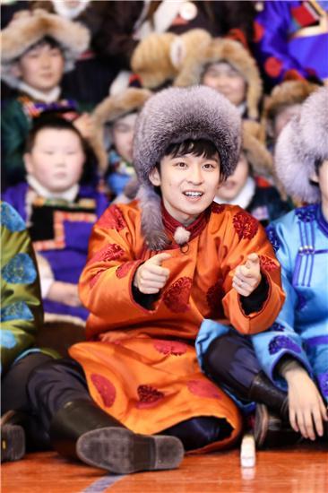 董子健《高能少年团》再得第一 另类演绎《天堂》