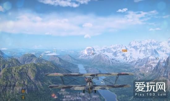 《战机世界》2.0版上线 预告详解游戏如何更易上手