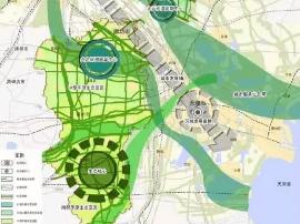 廊坊要建一座湿地公园,已进入实