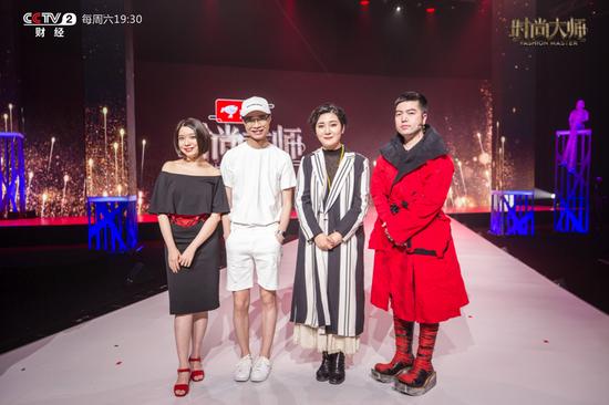 奚梦瑶空降《时尚大师》分享时尚经验称来学习