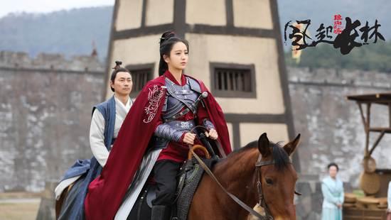 《琅琊榜2》完美收官 黄晓明刘昊然演技获赞