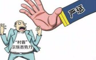 陕州区全力推进扫黑除恶专项斗争深入开展