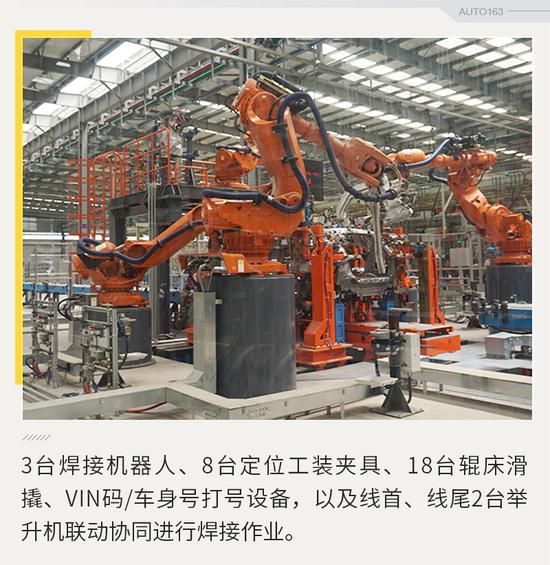 AI智能一体化为核心亮点 实探合众新能源桐乡工厂