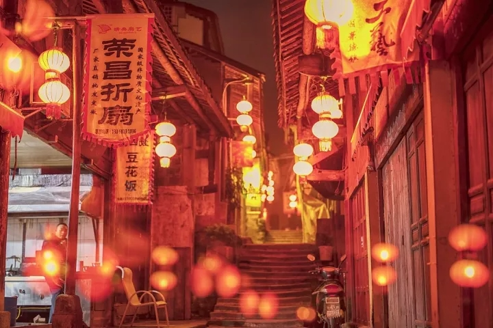 《重庆最美小镇地图》 带你读懂小镇的美丽故事!