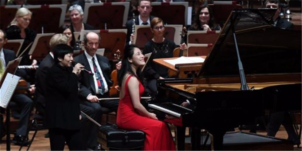 旧金山交响乐团连续18年开中国新年音乐会