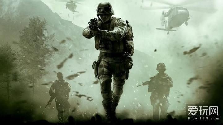 Xbox1《使命召唤4:现代战争重制版》惊现商城