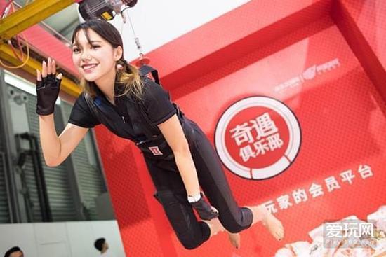 网易爱玩2017ChinaJoy:第一波现场美女速递
