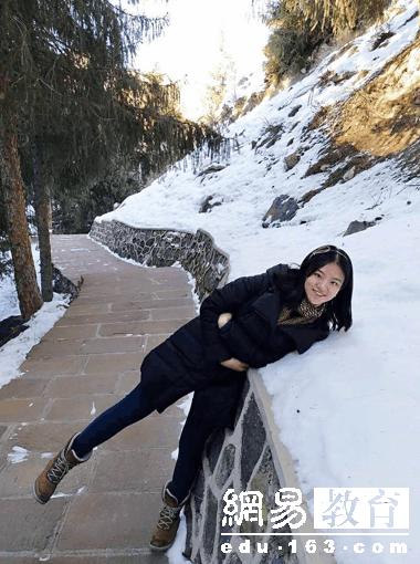 ORZ代言人袁书凝:爱笑爱挑战脚步不停的女孩