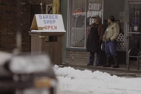 美国小镇理发店的爱恨和离愁